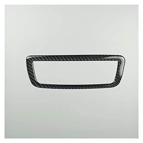 CMEI Lámpara de Lectura de la Lectura de la Lectura del Techo de la Fibra de Carbono Fit Fit para Mercedes Benz C Class W204 2007-2014 Decoración de Marco de luz de la luz (Color Name : Rear)