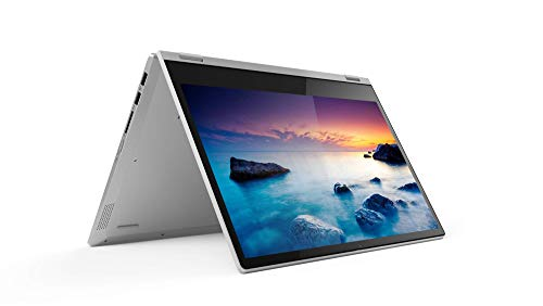 Lenovo Ideapad C340-14IWL Convertible 14' Tactile Full HD Gris (Intel Core i7, 8 Go de RAM, SSD 256 Go, Intel HD Graphics, Windows 10) + Stylet
