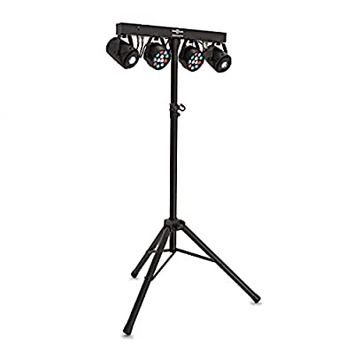 Cosmos Kaleidoscope Party FX Lighting System by Gear4music