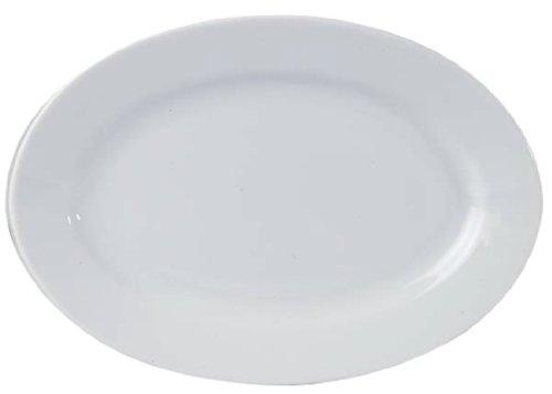 Oriental Dimensions: 230mm plat ovale (9 \