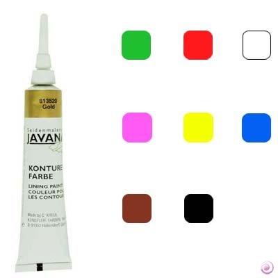 JAVANA Konturenfarbe 20 ml Pink