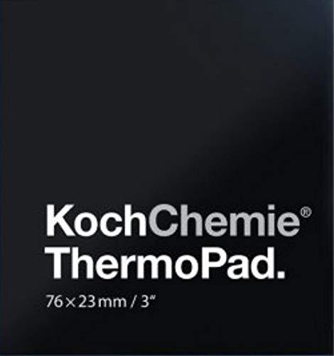Koch Chemie Thermo Pad 76 x 23 mm verfärbend Polierpad Scheinwerfer Polieren Scheinwerferpad