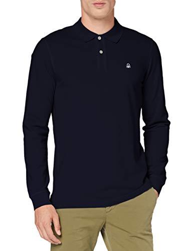 United Colors of Benetton Maglia Polo M/L Camisa Hombre