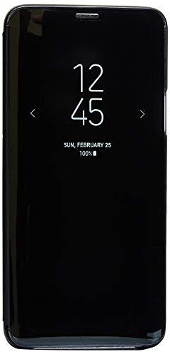 Capa Clear View Standing Galaxy S9 Plus, Samsung, Capa Protetora para Celular, Preta