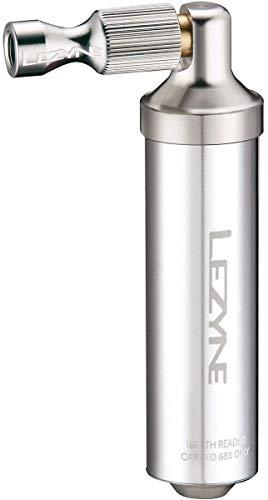 Lezyne Pumpe Alloy Drive CO2, Silber-Glänzend, 1-C2-ALDR-V106