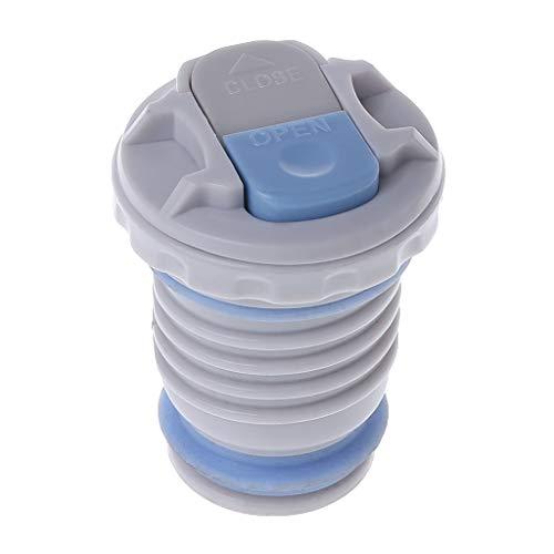 XXguang 4,4 Cm / 4,5 Cm Isolierflasche Deckel Thermoskanne Abdeckung Tragbare Universal Travel Mug Zubehör