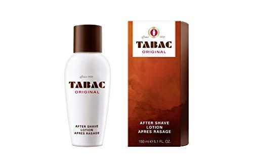 Tabac® Original I After Shave Lotion - Original Seit 1959 - belebt, kühlt und erfrischt - für beanspruchte Männerhaut I 150ml Splash