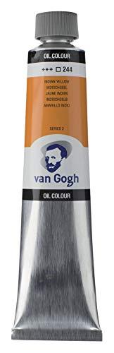 Royal Talens : Van Gogh Oil Paint : 200ml : Indian Yellow S2