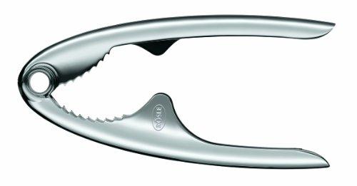 Rösle Nussknacker - Edler und stabiler Nussöffner für jede Nussschale - Edelstahl 18/10 - spülmaschinengeeignet