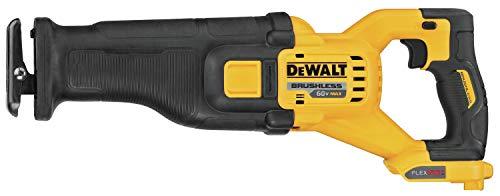 DEWALT FLEXVOLT 60V MAX Reciprocating Saw, Cordless, Tool Only (DCS389B)