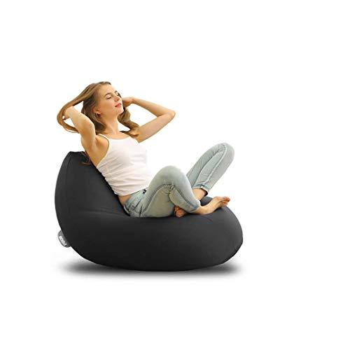 Sillón Poof de máximo confort y descanso relleno de micro perlas antiestres y con funda removible…