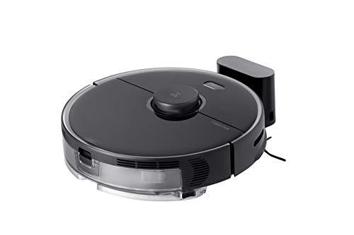 Roborock S5 Max Robot Aspirapolvere Funzione Mop Aspirapolvere robot 2000Pa con controllo vocale APP 290ml Serbatoio...