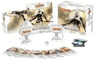 4KIDS Toy / Game Best Magic: The Gathering - Avacyn Restored (AVR) Sealed Fat Pack and 1 Spindown Life Counter