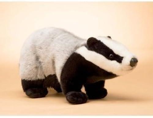 Badger Plush Toy By Hansa 17  Long 7  High by Hansa