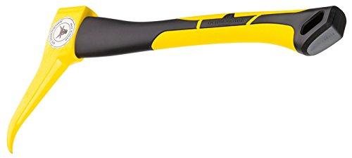 OCHSENKOPF Handsappie, Stiel aus Kunststoff, mit Kopfsicherung, 380 mm, 930 g, für Holz, Forstwerkzeug, OX 173 K-0500