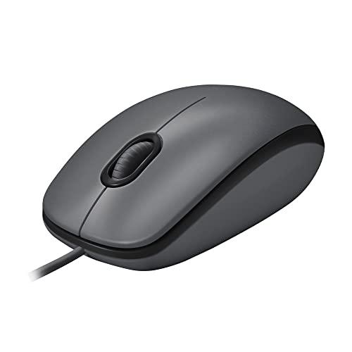 Logitech -   M100 USB Maus mit