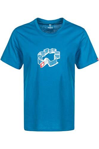 Ocun Sling t-shirt män sjöport blå storlek S 2018 kort ärm skjorta