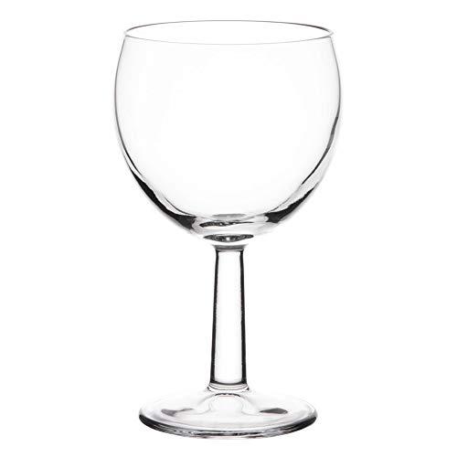 Arcoroc ARC 11052 Ballon Weißweinkelch, Weinglas, 190ml, Glas, transparent, 12 Stück