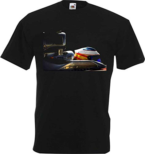 Desconocido Camiseta Fernando Alonso F1 (XL)
