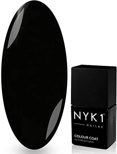 NYK1 Nailac Black Dress Vernis à ongles gel professionnel Séchage UV et LED 10 ml Plus de 100 couleurs au choix