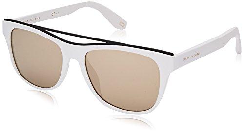 Marc Jacobs Sonnenbrille Marc 303/S Occhiali da Sole, Bianco (Weiß), 54.0 Unisex-Adulto