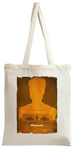 Memento movie poster Tote Bag