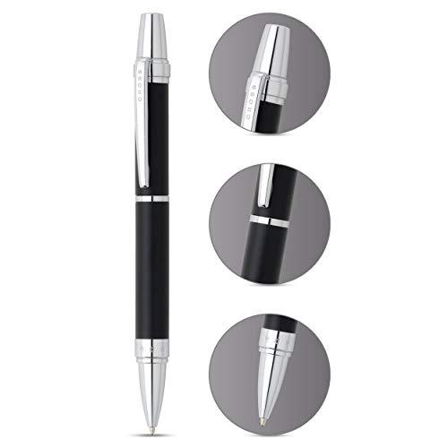 Cross Nile Satin Ball Pen - Black