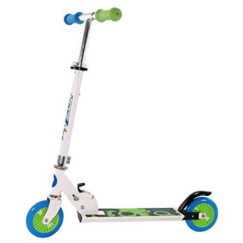Best Sporting Scooter 125er Rolle, Tretroller für Kinder, klappbar