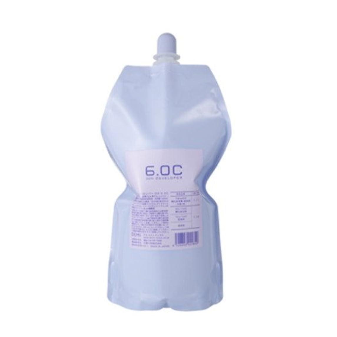 有能なサンダース告発デミ ディベロッパー オキシ 6.0%(2剤)