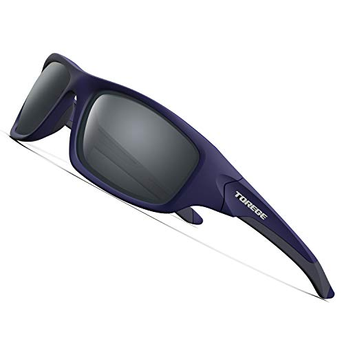 TOREGE Polarized Sports Sunglasses TR011
