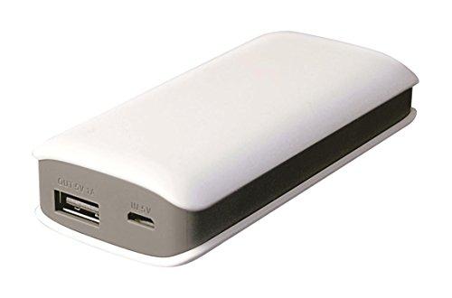 iconBIT FTB4400PB - Powerbank 4.400mAh - 1x USB - Ideal für Smartphone, Tablet usw.