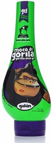 MOCO DE GORILA Strong Hold Gel, 11.99 oz by Moco de Gorila