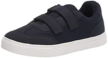 Amazon Essentials Kids  Youth Velcro Sneaker Navy 1 Youth US Little