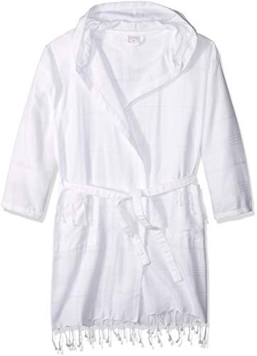 Cacala Pure Series Badjas, Kimono – 100% natuurlijke Turkse katoenen stof – ultraabsorberend en pluche – sneldrogend, comfortabel en warm – uniseks