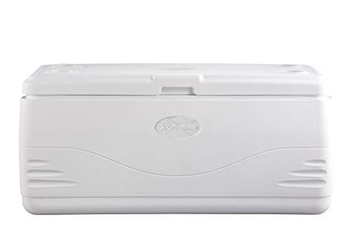 Coleman 3000001526 150Qt Marine Cooler, White