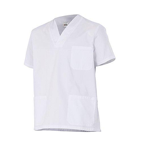 Velilla P58774 - Camisola pijama cuello pico mc