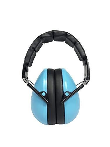 Baby Banz film de protection auditive Cache-oreilles, Bleu