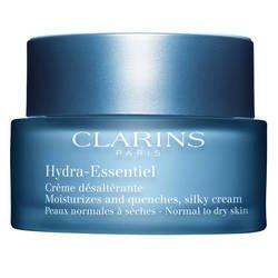 Clarins - Hydra-Essentiel - Crème hydratante - Peaux normales à sèches - 50 ml- (para el pedido de varios artículos se reembolsará el gasto de envío adicional)
