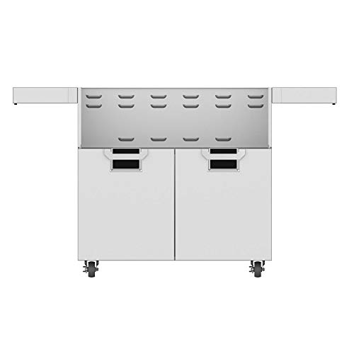 Purchase Hestan Aspire Double Door Tower Cart for 36-Inch Gas Grills - Stealth - ECD36-BK