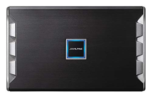 Alpine PDR-V75 5 Channel Digital Amplifier - 100W RMS x 4 + 350W RMS x 1