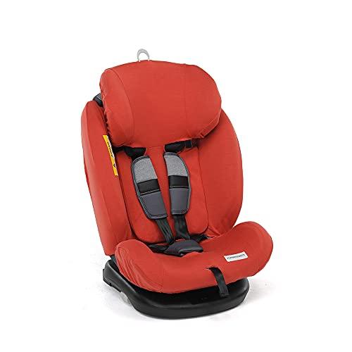 Foppapedretti Cover per Seggiolino Auto Iturn duofix, Rosso
