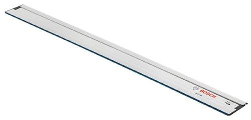 Bosch Professional Führungsschiene FSN 1600 (1.600 mm Länge, kompatibel mit Bosch Professionak GKS Kreissägen G-Modellen, GKT Tauchsägen, bestimmten GST Stichsägen + GOF Fräsen mit Adapter, im Karton)