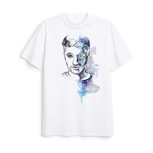 Maeckes - Loser, Shirt, Farbe: Weiß, Größe: M