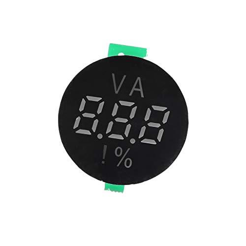 Universal 2/3 Drähte DC 0-150V 12V/24V/60V/96V Digital Voltage Battery Power Indicator Strom Restain Battery Tester Lithium Bleisäure