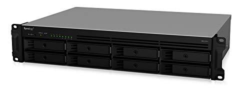 Synology RS1219+ - Estación de Red NAS (8 bahías, sin Disco)