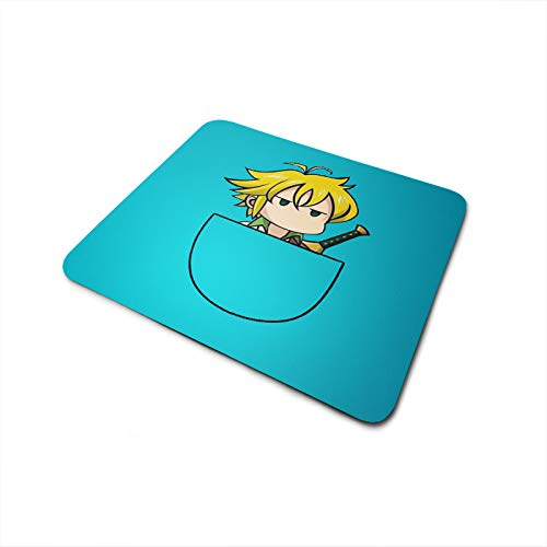 Mouse Pad Antiderrapante Meliodas The Seven Deadly Sins
