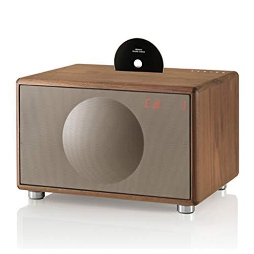 Geneva Model L Radio Pfannen, braun