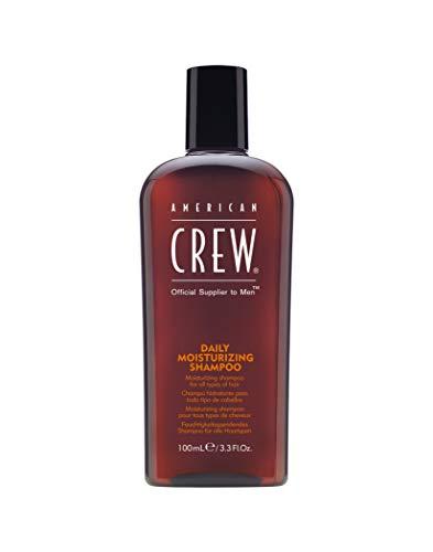 American Crew Daily Moisturizing Champu 100Ml 100 ml
