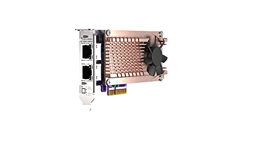 QNAP 2XPCIE2280M.2SS SLOTSPCIEGEN3X4 2X Intel I225LM 2.5GBENBASE-Puerto