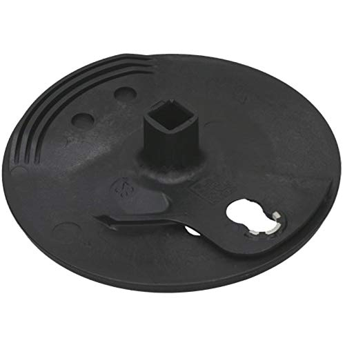Spares2go - Disco de soporte para cuchilla Bosch Art 23-10.8 23-18 LI EasyGrassCut 12-23